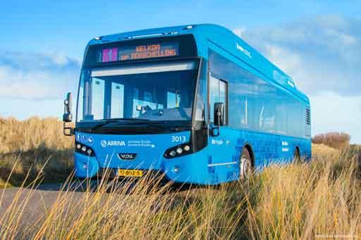 Busvervoer Terschelling